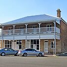 An old restored building in Fitzroy Street , Warwick,  QLD by Albert