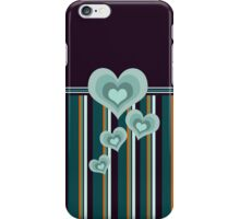 Hearts and Patterns iPhone Case/Skin