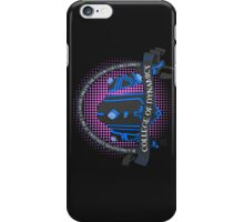College of Dynamics iPhone Case/Skin