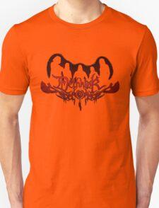 Heavy metal band shadow Unisex T-Shirt