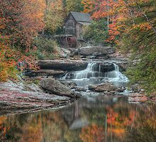 An Allegheny Autumn by James Hoffman