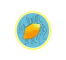 The Lemon Is In Play by alienlikeme