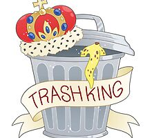 Trash King by Missy Pena