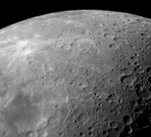In Lunar Orbit by Richard J. Bartlett