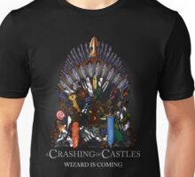 A Crashing of Castles Unisex T-Shirt
