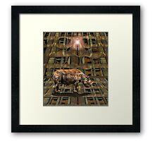 2467 Framed Print