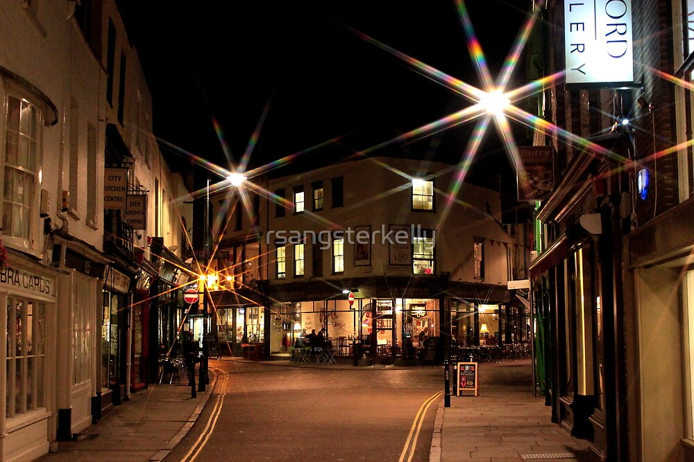 Palace Street - Canterbury by rsangsterkelly