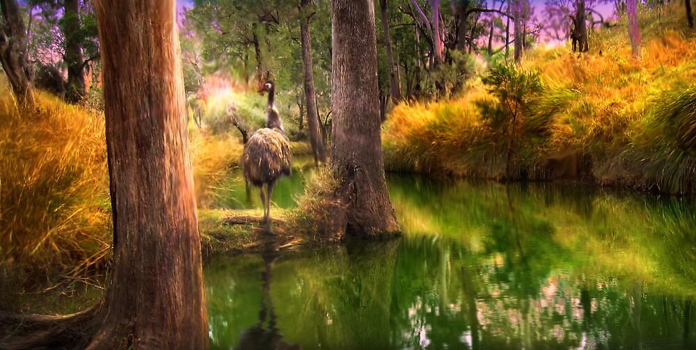 Convict's Creek by Cliff Vestergaard