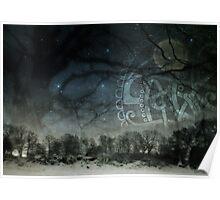 """As Winter Fell"" Poster"