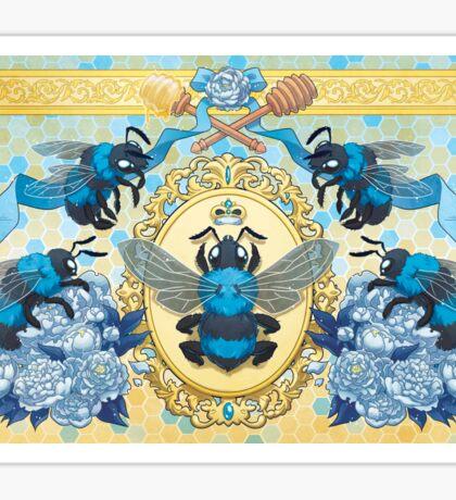 Royal Honey Sticker