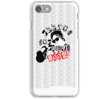 Reedus Our Rights - BOOM iPhone Case/Skin