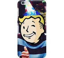 Vault Boy Birthday iPhone Case/Skin