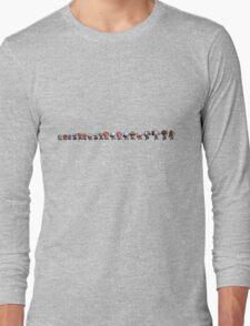 Evolution of Trainer Long Sleeve T-Shirt