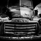 Chevy Graveyard by Cindy-Lou Holland