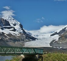 Athabasca Glacier by roger smith