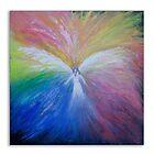 Angel ~ rainbow by Clint Smith