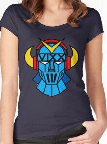 VIXX Utopia Women's Fitted Scoop T-Shirt