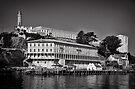 Alcatraz island and Federal Penitentiary by Norman Repacholi