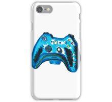 Blue Xbox Controller iPhone Case/Skin