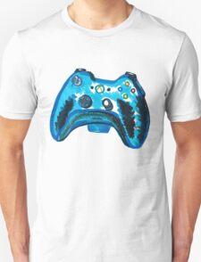 Blue Xbox Controller T-Shirt