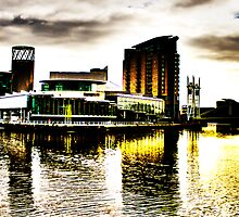The Lowry by borstal
