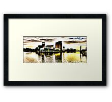 The Lowry Framed Print