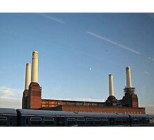 Battersea Power Station Photographic Print