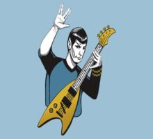 spock is rocking by saviorum