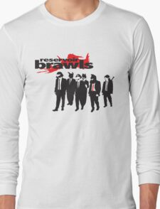 Reservoir Brawls Long Sleeve T-Shirt