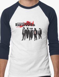 Reservoir Brawls Men's Baseball ¾ T-Shirt