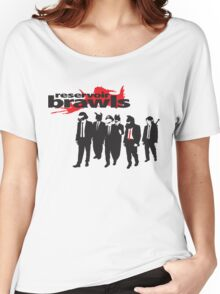 Reservoir Brawls Women's Relaxed Fit T-Shirt
