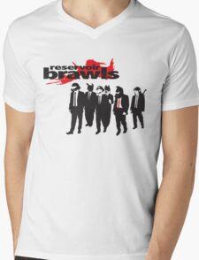 Reservoir Brawls Mens V-Neck T-Shirt