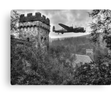 A Tribute To The Dam Busters Canvas Print