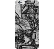 Meeting Time iPhone Case/Skin