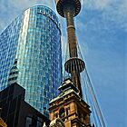 Centre Point Tower 2 by D-GaP