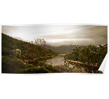 Tidal River, Wilson's Promontory National Park, Victoria Poster