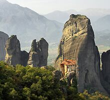 Meteora by Jared Irons