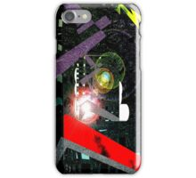 Attack III iPhone Case/Skin