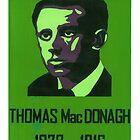 Thomas MacDonagh 1878 - 1916 by niahgoe