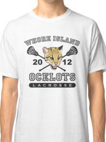 Go Ocelots! (Black Fill) Classic T-Shirt