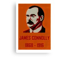 James Connolly 1868 - 1916 Canvas Print