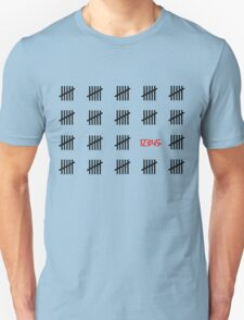 Cross the days - First try T-Shirt