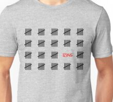 Cross the days - First try Unisex T-Shirt