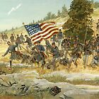 The Battle of Gettysburg, Pennsylvania, July 2, 1863 by fine-art-prints