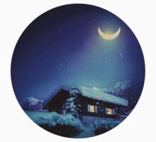 Winter Nights Baby Tee