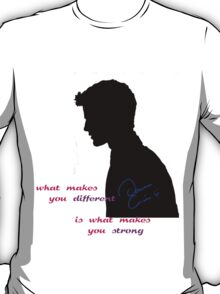 What makes you different T-Shirt
