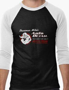 Better Than Safe Men's Baseball ¾ T-Shirt