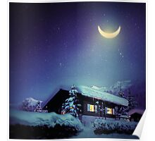 Winter Nights Poster