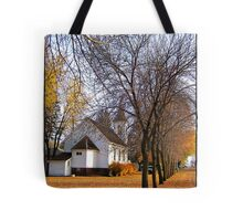 Beneath the Towering Trees Tote Bag