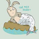 Mysteries of The Deep 1 - The Mer-Rabbit by JBDesigns
